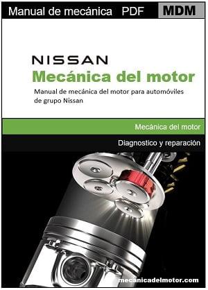 Manuales de mecánica Nissan PDF
