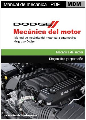 Manuales de mecánica Dodge