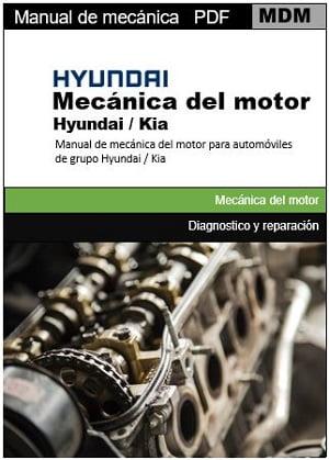 Manuales de mecánica Hyundai