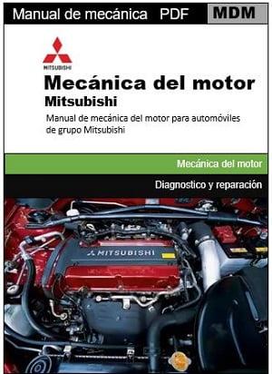 Manuales de mecánica Mitsubishi