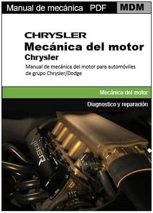 Manuales de mecánica Chrysler